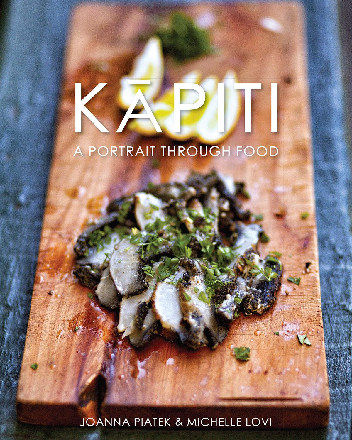Kāpiti: A Portrait Through Food