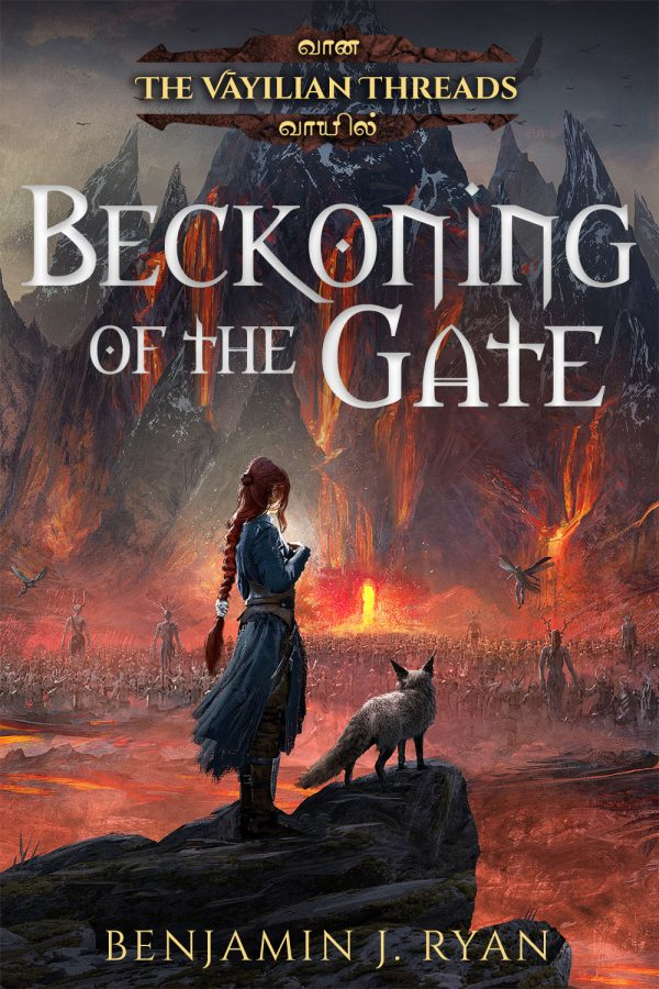 Beckoning of the Gate cover